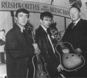Rushworth's MUsic Store